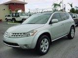 2006 Brilliant Silver Metallic Nissan Murano SL #17196943