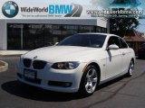 2007 Alpine White BMW 3 Series 328i Convertible #17253758