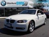 2007 Alpine White BMW 3 Series 328xi Coupe #17253763