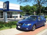 2007 Kinetic Blue Pearl Acura TL 3.5 Type-S #17265598