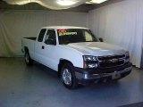 2006 Summit White Chevrolet Silverado 1500 Extended Cab #17266981