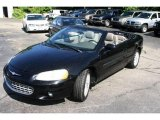 2002 Black Chrysler Sebring LXi Convertible #17271001