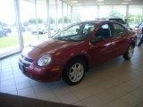 2003 Blaze Red Crystal Pearl Dodge Neon SXT #17263420