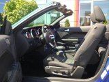 2006 Ford Mustang GT Deluxe Convertible Dark Charcoal Interior