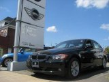 2006 Jet Black BMW 3 Series 325i Sedan #1718610