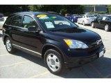 2007 Nighthawk Black Pearl Honda CR-V LX #17266539