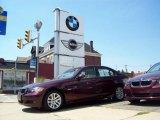 2007 Barbera Red Metallic BMW 3 Series 328i Sedan #1718609