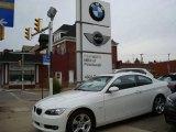 2008 Alpine White BMW 3 Series 328xi Coupe #1718601