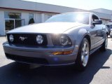 2006 Tungsten Grey Metallic Ford Mustang GT Premium Coupe #17263202