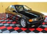 1996 Jet Black BMW 3 Series 328i Sedan #17329110