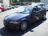 1999 Orient Blue Metallic BMW 3 Series 328i Sedan #17325329
