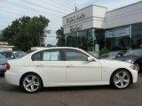 2008 Alpine White BMW 3 Series 335i Sedan #17317409