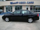 2007 Black Chevrolet Malibu LT Sedan #17326657