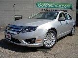 2010 Brilliant Silver Metallic Ford Fusion Hybrid #17314822