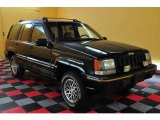 1994 Jeep Grand Cherokee Black