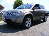 2003 Polished Pewter Metallic Nissan Murano SL AWD #17314393
