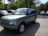2004 Giverny Green Metallic Land Rover Range Rover HSE #17331153
