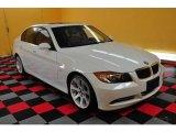 2007 Alpine White BMW 3 Series 335i Sedan #17329107