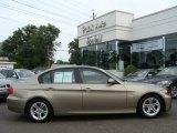 2008 Platinum Bronze Metallic BMW 3 Series 328i Sedan #17317413