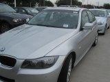 2009 Titanium Silver Metallic BMW 3 Series 328i Sedan #17329065