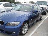 2009 Montego Blue Metallic BMW 3 Series 328i Sedan #17329066