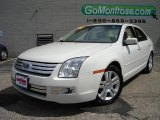 2008 White Suede Ford Fusion SEL V6 #17314853