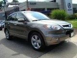 2008 Carbon Bronze Pearl Acura RDX  #17405695