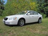2006 White Gold Flash Tricoat Buick Lucerne CXL #17416375