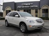 2008 White Diamond Tri Coat Buick Enclave CXL #17413254