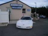 1998 Chevrolet Corvette Arctic White