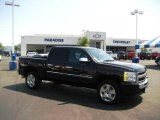 2009 Black Chevrolet Silverado 1500 LT Crew Cab #17414364