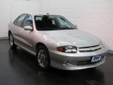 2003 Ultra Silver Metallic Chevrolet Cavalier LS Sport Sedan #17413743