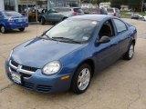 2003 Atlantic Blue Pearl Dodge Neon SXT #17406282