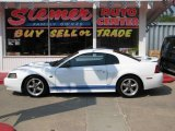 2001 Oxford White Ford Mustang GT Coupe #17410217