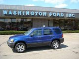 2006 Sonic Blue Metallic Ford Escape XLT 4WD #17411133