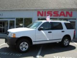 2004 Oxford White Ford Explorer XLS 4x4 #17415224