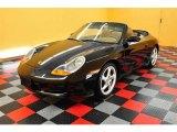 1999 Black Porsche 911 Carrera Cabriolet #17413056