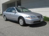 2002 Satin Silver Metallic Honda Accord LX Sedan #17411256