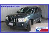 2006 Deep Beryl Green Pearl Jeep Grand Cherokee Limited #17413536