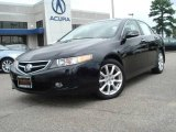 2006 Nighthawk Black Pearl Acura TSX Sedan #17400104