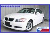 2008 Alpine White BMW 3 Series 328i Sedan #17413542