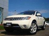 2006 Glacier Pearl Nissan Murano SL AWD #17410954