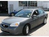 2007 Dark Gray Metallic Chevrolet Malibu LT Sedan #17510151