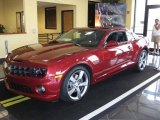 2010 Red Jewel Tintcoat Chevrolet Camaro SS Coupe #17496351