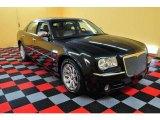 2005 Brilliant Black Crystal Pearl Chrysler 300 C HEMI #17505536
