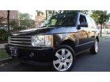 2004 Java Black Land Rover Range Rover HSE #17501773