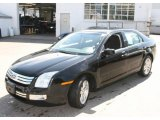 2008 Black Ebony Ford Fusion SEL V6 #17510154