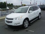 2010 Chevrolet Traverse LTZ Data, Info and Specs