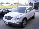 2009 White Opal Buick Enclave CXL AWD #17548300