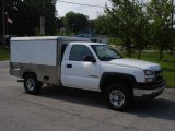 2005 Chevrolet Silverado 2500HD Regular Cab Chassis Catering Data, Info and Specs